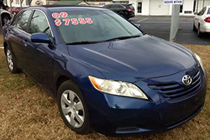 Used Car 2009 Toyota Camry