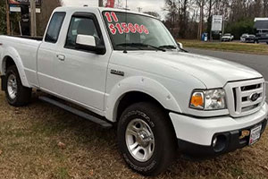 Used Car 2011 Ford Ranger