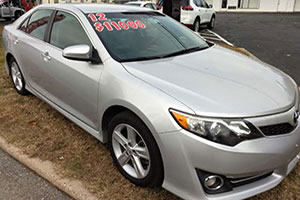 Used Car 2012 Toyota Camry