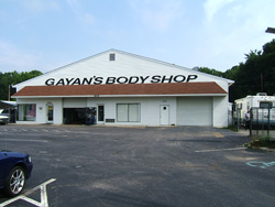 Gayans Auto Body Shop